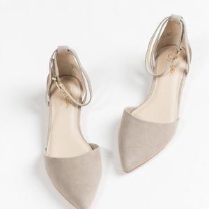 Anthropologie Seychelles flats